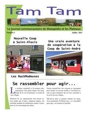 journal communautaire no1 f 1