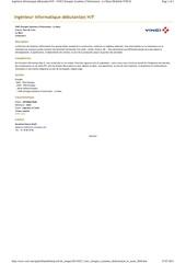 Fichier PDF ingenieur informatique debutant e h f vinci energies systemes d information le mans