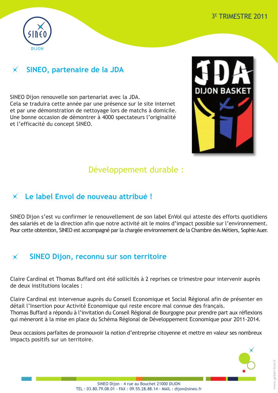 Aperçu du document Newsletter_Sineo.pdf - page 3/4