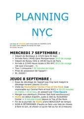 planning nyc