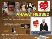 presentation ahavat hessed def
