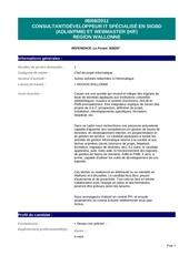 consultant developpeur it specialise en sigbd adlib pmb et webmaster h f region wallonne 1