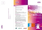 depliant colloque bicentenaire barreau