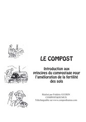 mini ebook compost et humus le compost les principes du compostage frederic guerin