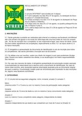 Fichier PDF regulamento