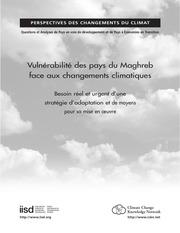 vulnerabilite des pays du maghreb faceaux changements climatiques