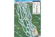 sandia ski trail map