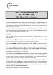 Fichier PDF croatie