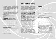projet initiative