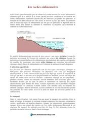 Fichier PDF roches sedimentaires