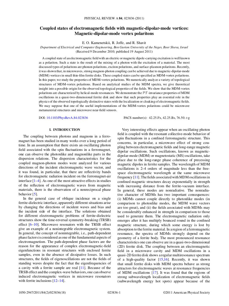 Aperçu du document PhysRevA.84.023836.pdf - page 1/18