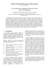 Fichier PDF la reconnaissance automatique de sources sonores