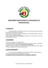 Fichier PDF reglement particulier de la boussole du tricastin 2011