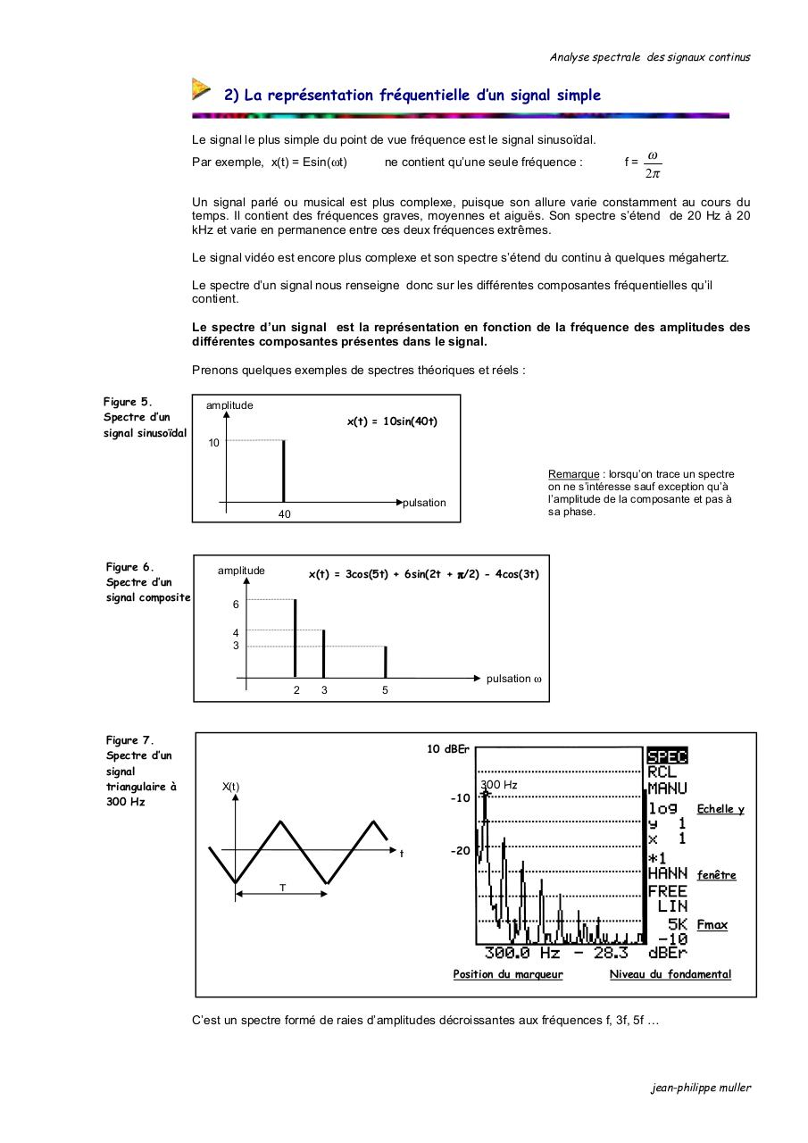 Analyse spectrale  continu.pdf - page 4/49