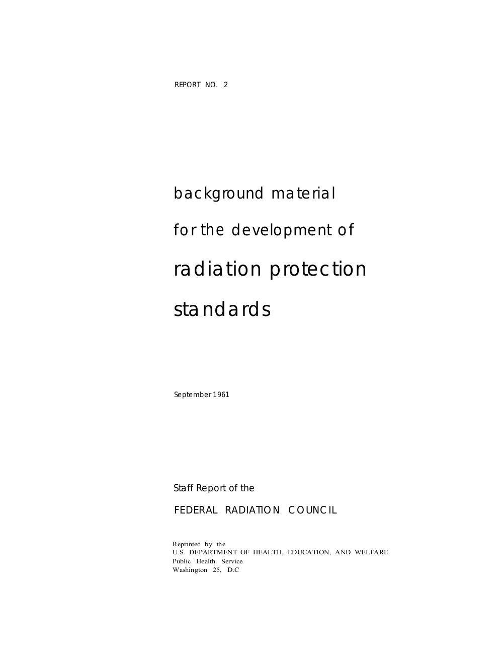 Federal radiation  coucil.pdf - page 2/23