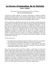 Fichier PDF la ferme d animation de la hulotte