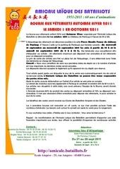 fiche bourse automne hiver oct 2011 distribution