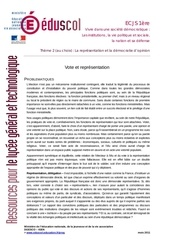 Fichier PDF vote et representation