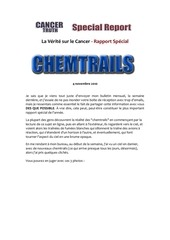 chemtrails rapport special