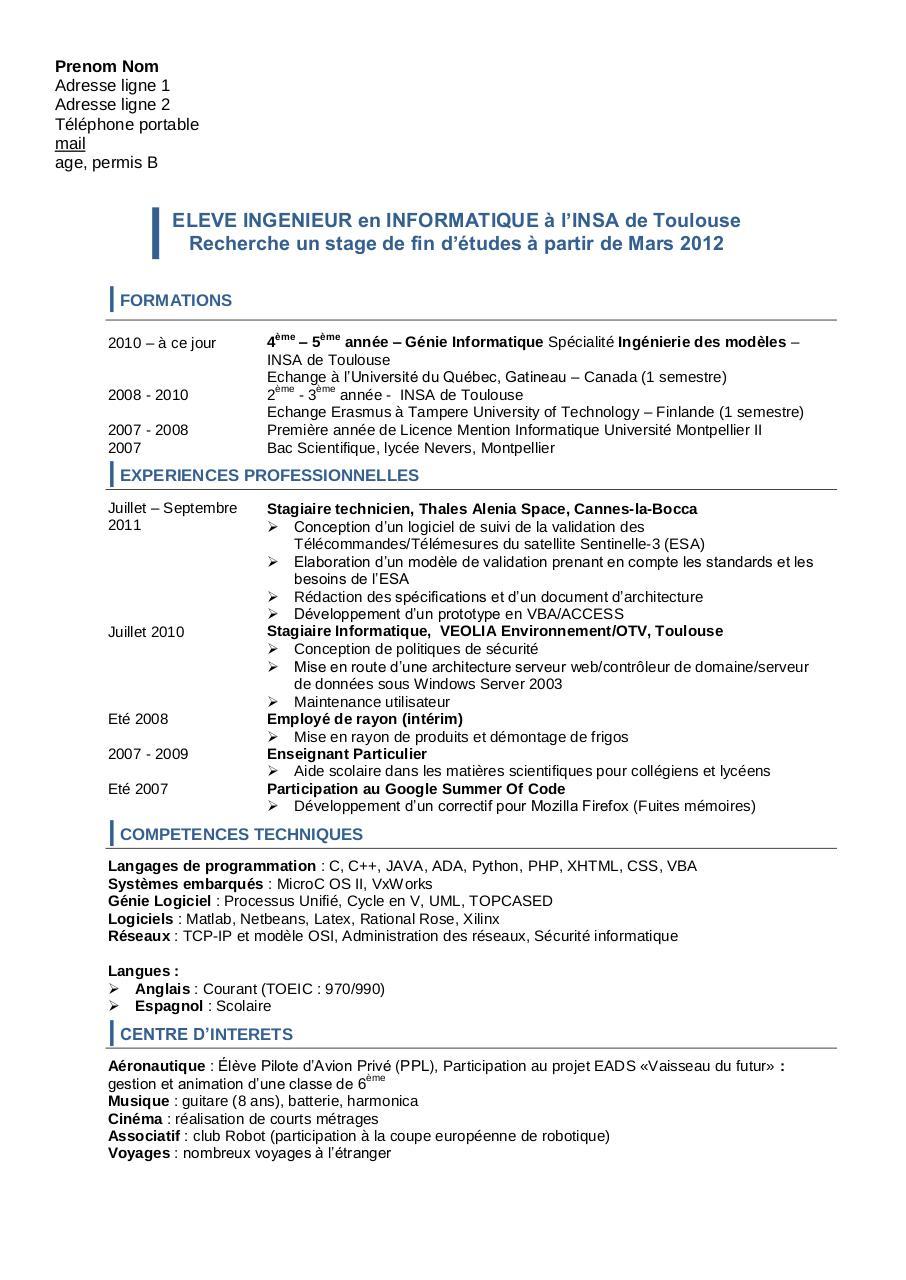 nicolas phou par nicolas - cv review pdf