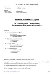 d1 nutrition aspects bioenergetiques 0609