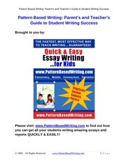 Fichier PDF patternbasedwriting student writing success