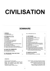civilisation descartes livre regles