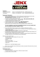 Fichier PDF ft cthulhu