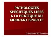 pathologie mordant sportif 2