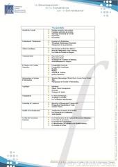 Fichier PDF produits fedpro