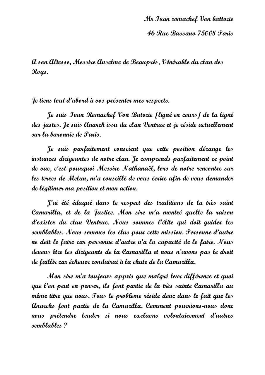 lettre au roi de france par alexandre.benat   Fichier PDF