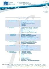 Fichier PDF produits fedpro 1