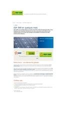 edf enr specialiste des systemes solaires photovoltaiques
