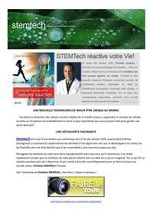 stemtech regeneration cellulaire cellules souches