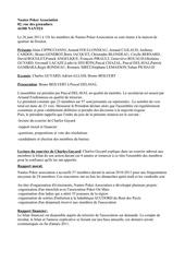 rapport ag npa 26 juin 2011