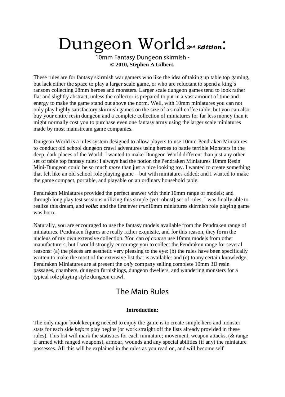 DungeonWorld(2nd edition) par user - Fichier PDF