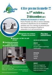 entreprise de nettoyage practic proprete togo specialiste de renovation des installations sanitaires hotels restaurants offre promotionnelle 1