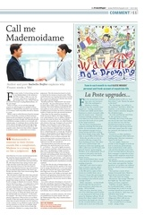 the french paper call me mademoidame