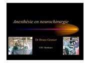 anesthesie en neurochirurgie 2008 1