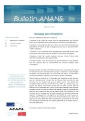 bulletin anans sept 2011