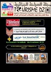 magazine tourisme dz n experimentale officiel
