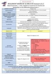 Fichier PDF regles rugby moins de 15 ans a xii
