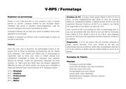 Fichier PDF vrps formatage