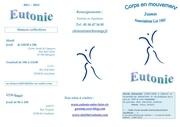 eutonie en aquitaine 2011 2012