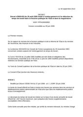 decret n 2000 815 du 25 aout 2000 version consolidee au 20060629 1
