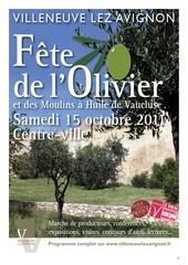 2011 fete de l olivier villeneuve octobre