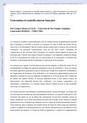 Fichier PDF chapitre d ouvrage collectif convention et controle interne heem
