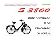 guide demontage moteur solex 1