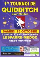 quidditch tournoi affiche mise en page 1 2