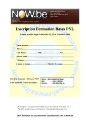inscription base pnl